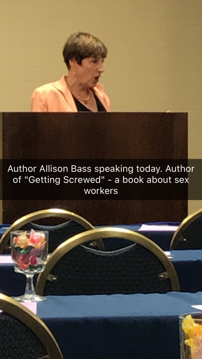Getting Screwed by Allison Bass